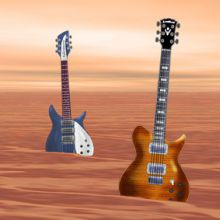 4 Guitarres