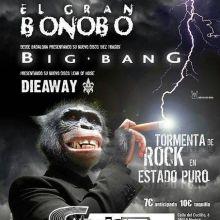 EL GRAN BONOBO En Concierto 19-4.13