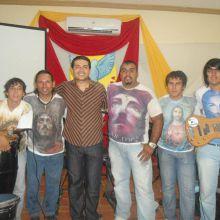 con Pablo Collazo
