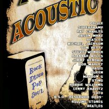 FEEL ACOUSTIC (Versiones)