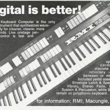 Digital is better!