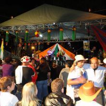 CAFÉ Y ANÍS en Riosucio 07-01-11