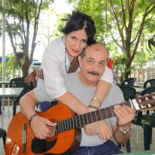 Con Angela...mi Amor 19-03-11