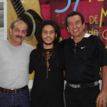CAFÉ Y ANÍS con Camilo Talero 19-03-11