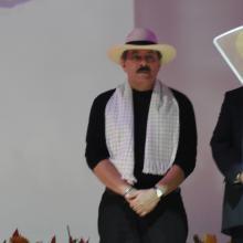 Homenaje en Aguadas 14.08-11