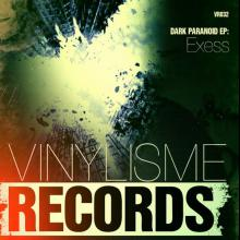 Dark Paranoid E.P [Vinylisme Records]