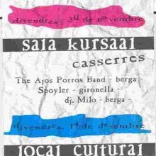 Sadio Ba Fane Flyer 2001