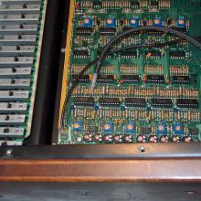 Modificación de entrada de audio al filtro en un Prophet 10