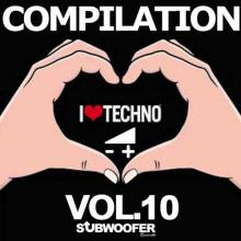 Exess - Minimal Ruff (Original Mix) [I Love Techno vol.10]