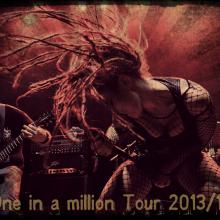 One in a million Tour 2013-14