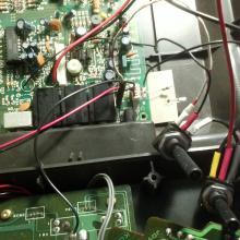 Moog Slayer mod en un Korg Poly 800