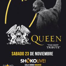 MOMO(Queen tribute)23 nov-13-Sala Shoko-Madrid