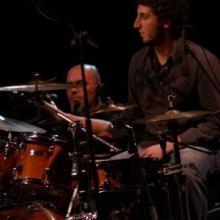 En el Teatro Real con Rivera Caravan...