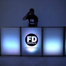 Panel FRONTAL DJ