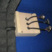 caja para las voces