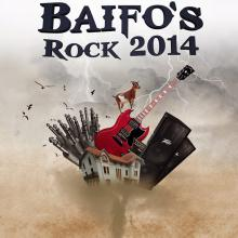 Cartel Baifo's Rock 2014