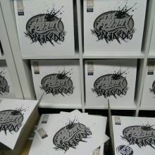 maxi de da foury bastards 500 copias edicion limitada   9 euros