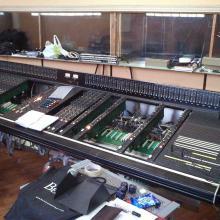 Soundcraft TS24 de Magoo Studio (Asturias)