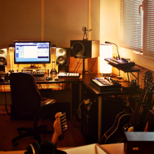 GuitarRec - estudio de grabación online - Barcelona