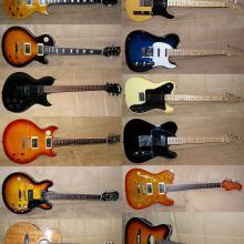 ebl1960 guitars
