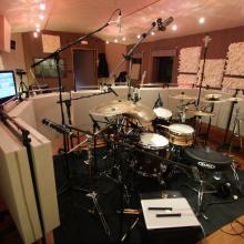 ELDANA - Drums recording