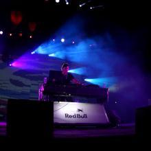 Jorge Leon Live at SuperMartXé (Ciudad Real - ESP)