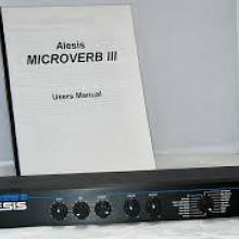 Alesis Microverb III