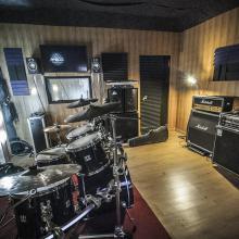 Sala de grabación A