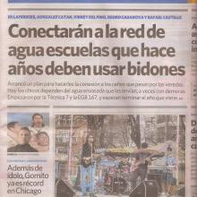 Stereotipos en la tapa del Diario Clarin