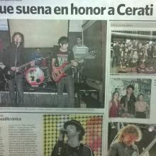 Stereotipos en Diario Clarin