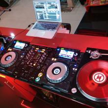 my dj stage