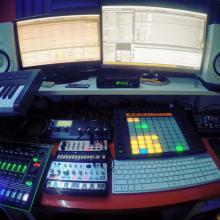 nuevo setup studio