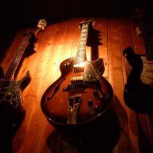 Algunas guitarras