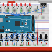 Arduino step sequencer scheme