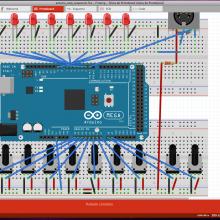 Arduino step sequencer scheme