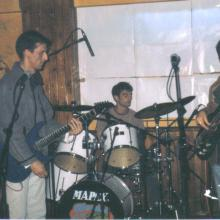 Jam Session Caceres 2000
