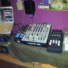 mi Set-up