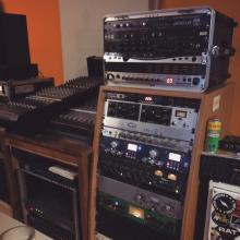 rack de grabación