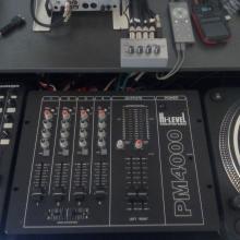 DIY Hi-Level PM4000