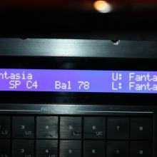 Detalle pantalla del D550