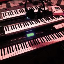Triple key set