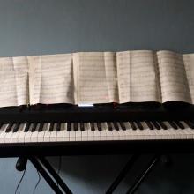 Piano digital profesional