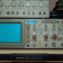 Osciloscopio Análogo