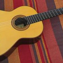 Mi guitarra clásica