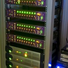 Sistema HD + Conversores Apogee