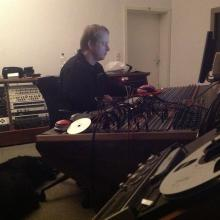 At the Mastering Studio with Willi
