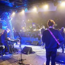 En el Queenstown Winter Festival, Nueva Zelanda.