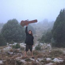 En las montañas de Teruel con mi SG
