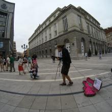 Oviedo, Asturias.