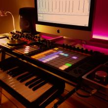 Ragonar's Home Studio